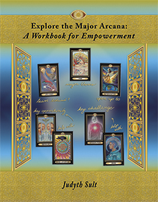 tarot of empowerment card deck workbook
