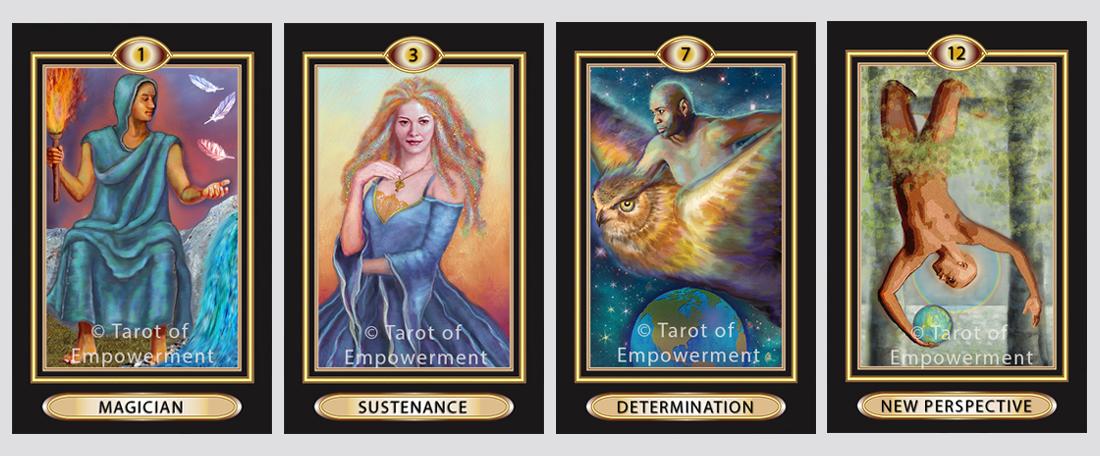 Tarot of Empowerment | A Major Arcana Deck